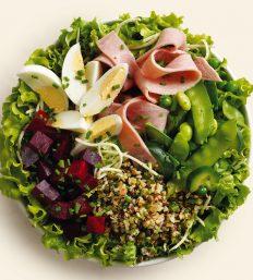 salade du maraicher