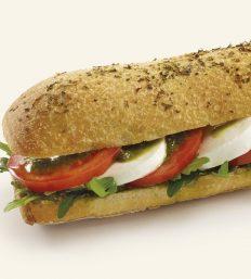 Sandwich Tomate Mozza