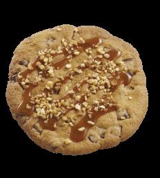 Le Cookie Caramel Noisette