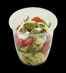 La Salade Tomate Mozza