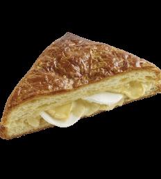 Croque Feuilleté Trois Fromages