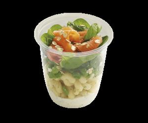 Salade Saumon Serpentini
