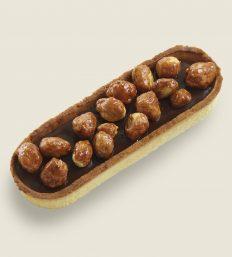 TARTELETTE CHOCOLAT CARAMEL CHOUCHOU