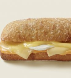 Panini Trois Fromages