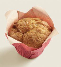Muffin Fraise Chocolat Blanc